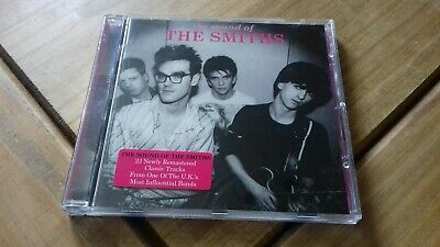 The Smiths - The Sound Of - Best Of Cd Compilation Album - 2008 - Warner • 3£