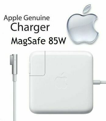 $23.99 • Buy Genuine Apple MacBook Pro - 85W MagSafe Power Adapter Charger MC556LL/B L-Tip211