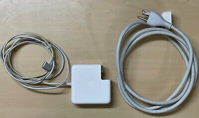 $24.99 • Buy Genuine Apple 60W MagSafe2 Power Adapter Charger T-Tip For MacBook Pro 1435- 215