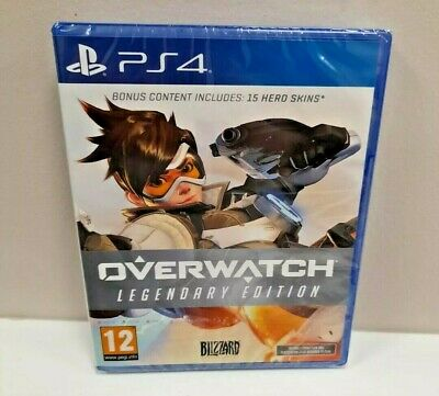 AU62.34 • Buy Overwatch Legendary Edition Playstation 4 PS4 **BRAND NEW & SEALED!!**