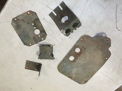 $57 • Buy M-38 Military Jeep Body Parts Cover Panel Original Oem Brackets Plates Covers 51