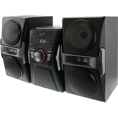 £73.51 • Buy Bluetooth Home Music System With FM Tuner & LED Lights By Ilive IHB624B