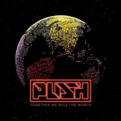 2cd * Push / Together We Rule The World (2cd * New & Sealed !!!) • 4.33£