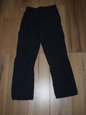 Berghaus Womens Walking Hiking Trousers Size 10 Short IL28 Navy Blue Ladies Used • 9.99£