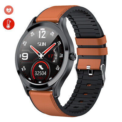 AU63.52 • Buy Heart Rate Monitor Smart Watch Men Women Sports Watches For Android IPhone Nokia