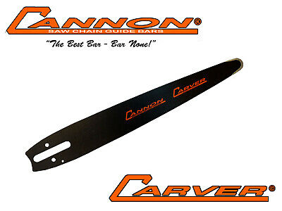£110 • Buy Cannon 12  Dime Tip Wood Carving Guide Bar And 1/4 64 Drive Link Chain