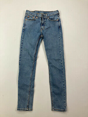 £29.99 • Buy LEVI'S 519 HI BALL SKINNY Jeans - W30 L30 - Blue - Great Condition - Men's