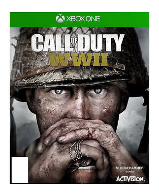 Call Of Duty WWII Xbox One Video Game Fast Delivery! • 9.99£