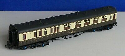 Bachmann 34-075 Collett 60' 3rd Brake Coach In GWR Livery, Excellent, Boxed  • 24.95£