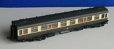 Bachmann 34-125 Collett 60' 1st/3rd Coach In GWR Livery, Excellent, Boxed  • 24.95£