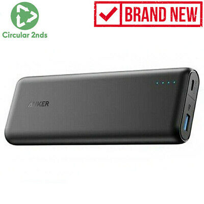 AU108 • Buy Anker Powercore Speed 20000 Pd B2b Power Bank Portable Charger Battery Black