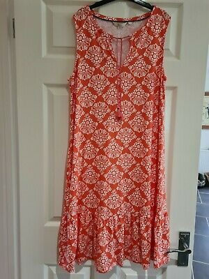AU17.87 • Buy Boden Sleeveless Summer Dress Size 14L
