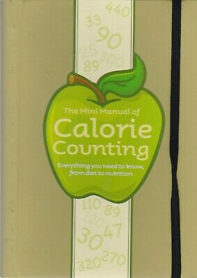 £3.99 • Buy Calorie Counter  The Mini Manual Of Calorie Counting Book Diet & Nutrition