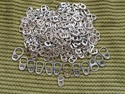 Can Ring Pulls 320 Silver Coloured   • 0.99£