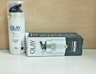 AU17.63 • Buy Olay Total Effects 7 In One Spf 15 Day Cream For Normal Skin 20g