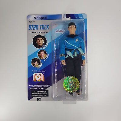$13.99 • Buy Mego Star Trek Mr. Spock Classic Action Figure By Marty Abrams