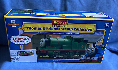 £67.95 • Buy Hornby R9686 Percy Tank Engine Royal Mail Thomas & Friends Stamp Collection