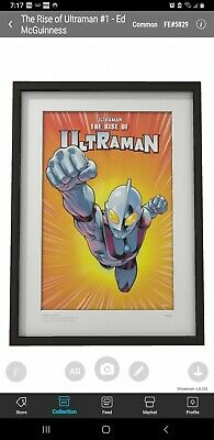 $19.50 • Buy Veve The Rise Of Ultraman #1 Ed McGuinness NFT