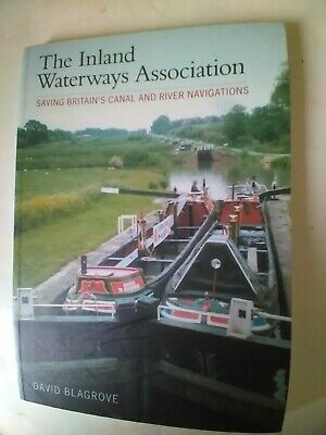 'Saving Britain's Canals And River Navigations'. Paperback Book • 6£