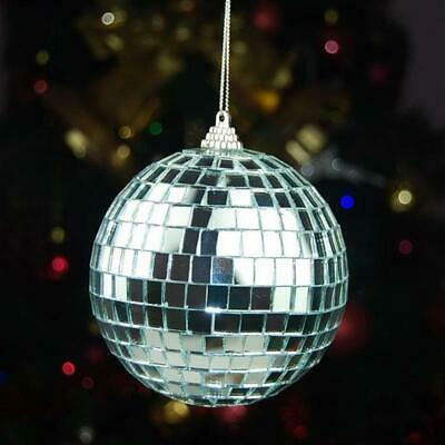 £5.30 • Buy Set Of 6Pcs Mirror Glass Ball Disco Lighting Kit For Home Stage Club Dance Party