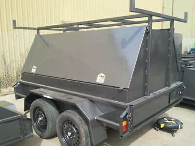 AU2890 • Buy 9x5 Tradesman Trailer..