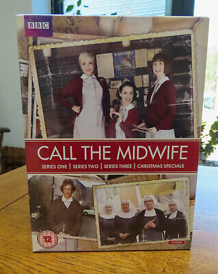 Call The Midwife - Series 1-3 Plus Christmas Specials (10 DVD). NEW & Sealed • 9.96£