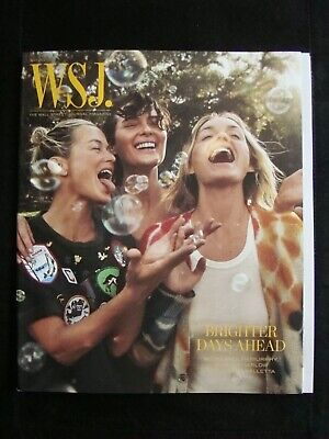 $5.99 • Buy WSJ - The Wall Street Journal Magazine - Brighter Days Ahead 2021