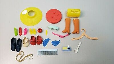$ CDN6.07 • Buy Barbie/Tammie Doll Accessories Shoes Mixed Lot