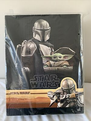 $ CDN336 • Buy ON HAND!! Hot Toys TMS015 THE MANDALORIAN AND THE CHILD (DELUXE VERSION) 1/6 New
