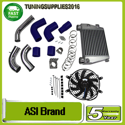 AU353 • Buy Intercooler Pipe FAN For Nissan Patrol TY61 GU Y61 Td42 4.2L Diesel 2003-2007