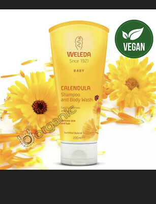 £13.99 • Buy Weleda Baby Calendula Nappy Cream 75ml New