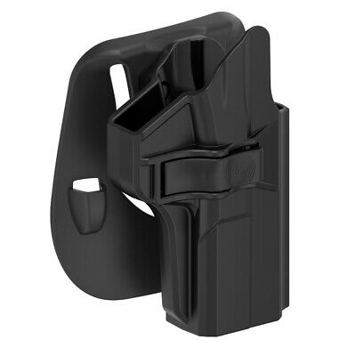 $21.90 • Buy Holster Fit S&W M&P 9mm .40 Full-Size Smith & Wesson MP Pistol M2.0 Compact Case