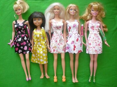 Barbie And Friends Doll Lot For Play Or OOAK • 9.99£