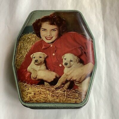 Vintage Sweet Toffee Tin George Horner • 2£