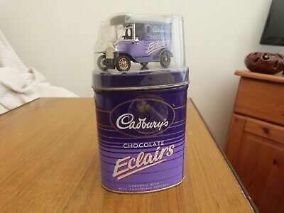 £5 • Buy Cadbury's Eclairs Promotion Die Cast Model T Ford Van, Collectible
