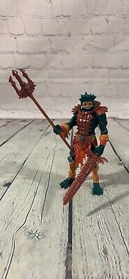 $25 • Buy Masters Of The Universe 200x Series, Mer-Man 6  Figure Complete, 2001, Mattel
