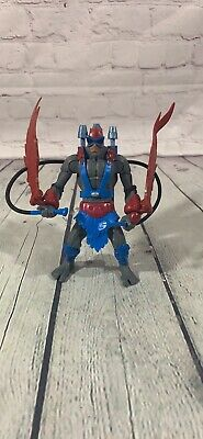 $25 • Buy Masters Of The Universe 200x Series, Stratos 6  Figure, 2001, Mattel Complete