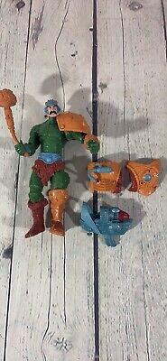 $30 • Buy 2001 Mattel He Man Masters The Universe MOTU 200x Man At Arms Figure