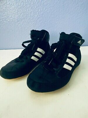 $ CDN33.86 • Buy Adidas Youth Wrestling Shoes - Size 1.5