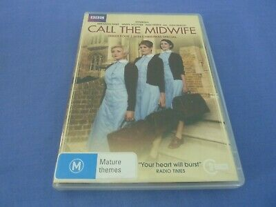 £5.50 • Buy Call The Midwife DVD BBC 3-Disc Series 4 +Christmas Special R4 Free Postage