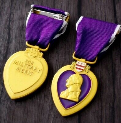 $12.90 • Buy Military Order Of The Purple Heart USA Military Medal,