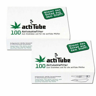 AU38.75 • Buy ActiTube 200 Activated Carbon Filter 9 Mm Filter Pipe - UK Seller