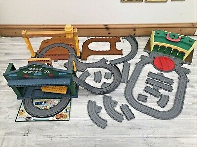 £15 • Buy Thomas The Tank Engine Take N Play Tidmouth Sheds Sodor Shipping CO Bundle
