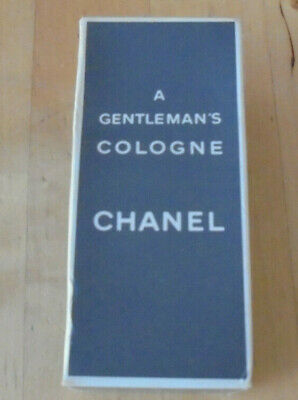 £149 • Buy CHANEL - A Gentleman's Cologne Very Rare Genuine Men's Fragrance.