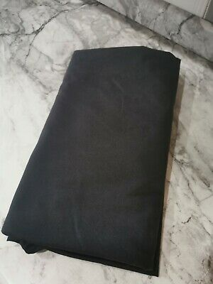 Single Fitted Sheet - Black • 3.99£