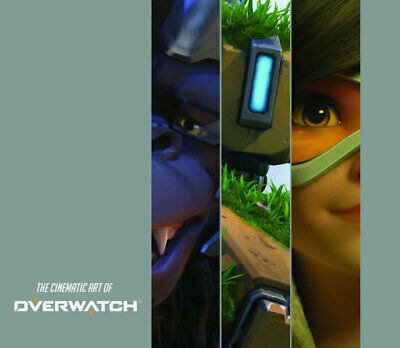 AU56.95 • Buy NEW The Cinematic Art Of Overwatch By Gerli Hardcover Free Shipping