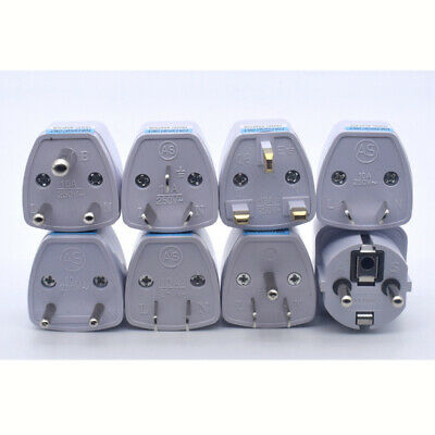 AU3.05 • Buy Adapter International Travel Adapter UK EU Plug Power Plug
