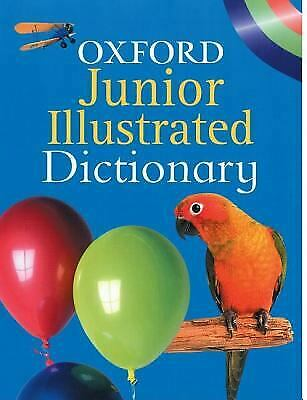 £6.02 • Buy Oxford Illustrated Junior Dictionary Sheila Dignen