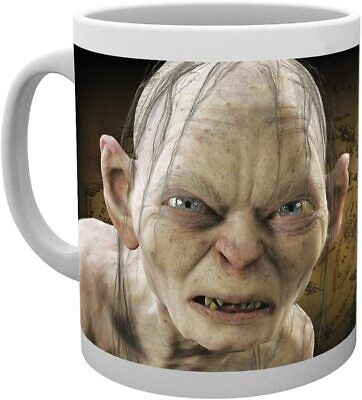 £9.95 • Buy Lord Of The Rings Gollum The Hobbit Coffee Mug Cup New In Gift Box
