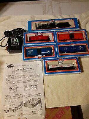 $ CDN24.19 • Buy Vintage Model Power Train Set With Extras HO Scale